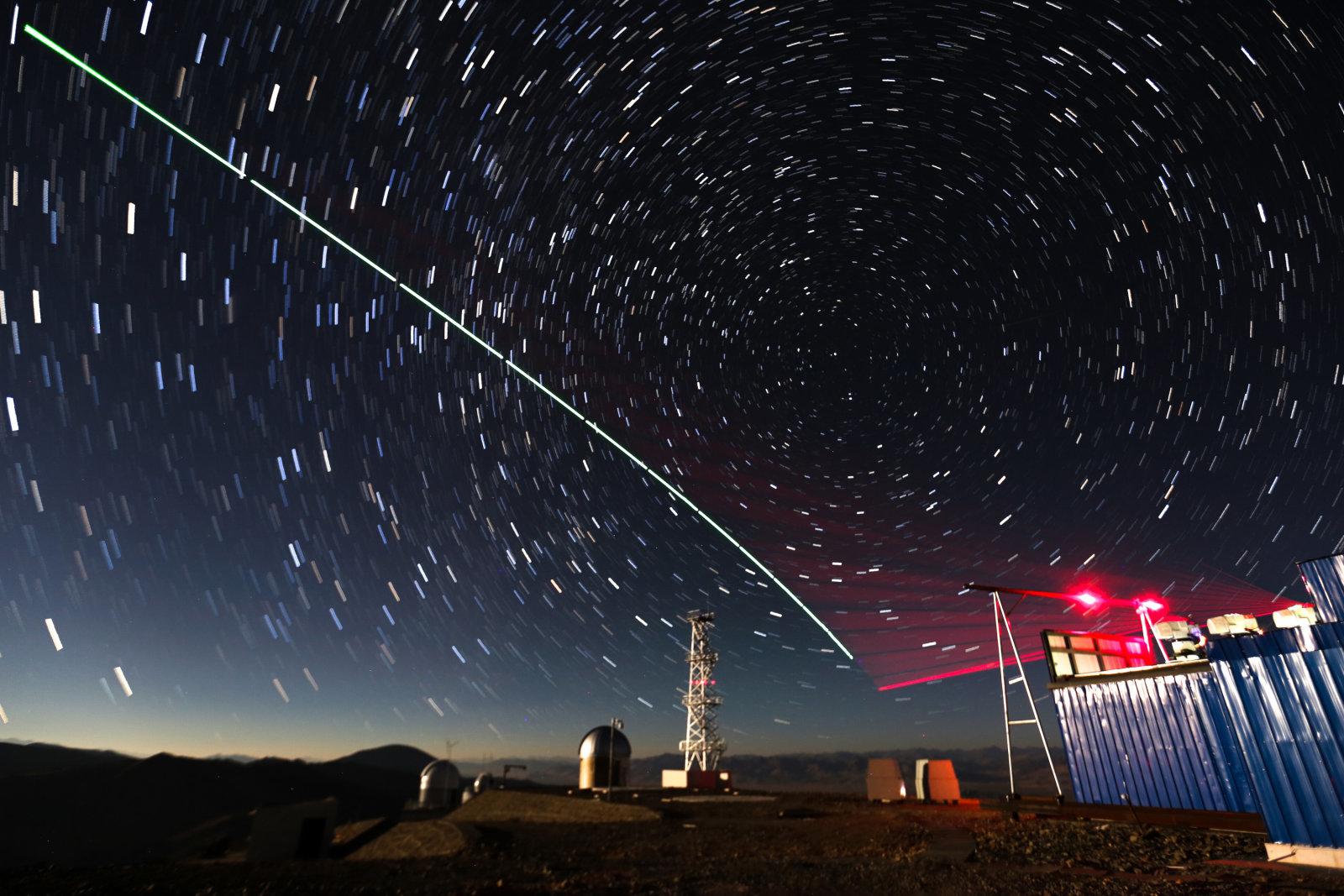 China quantum signal
