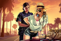 Grand Theft Auto 5 stop and frisk