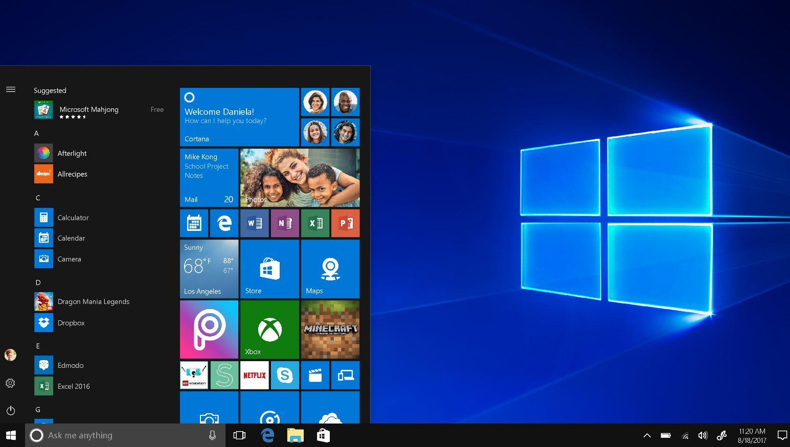 Windows 10 S launches through Surface Laptop