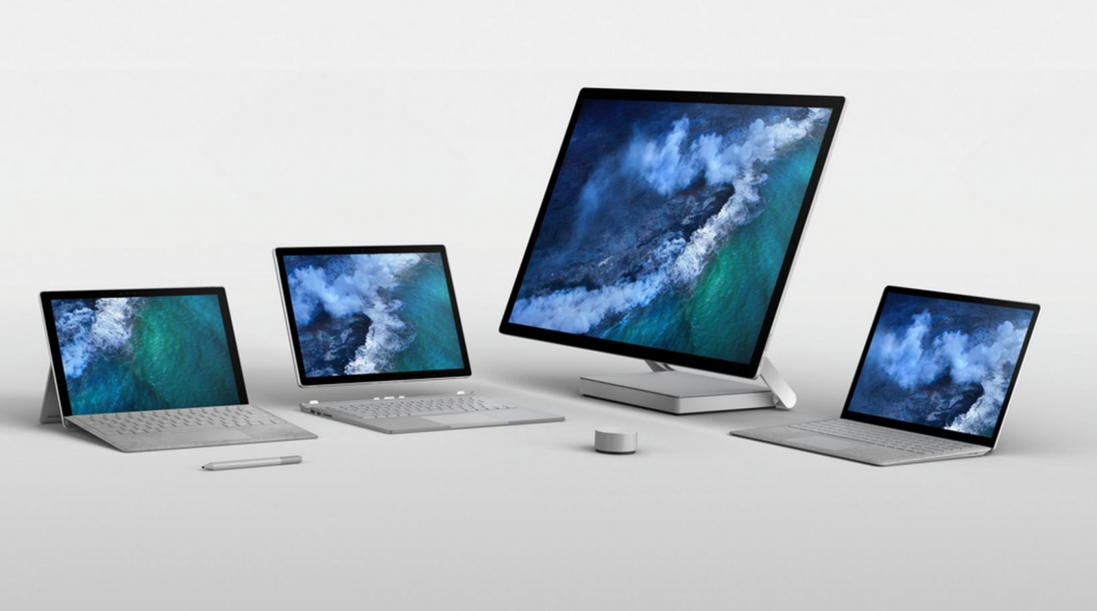 Surface Laptop, new Surface Pro now available