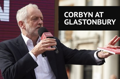 Social media reacts after Jeremy Corbyn announced to introduce Run The Jewels at Glastonbury