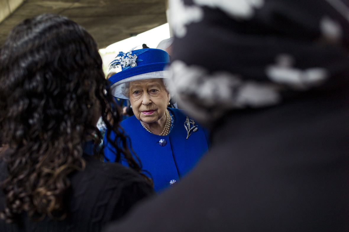 Queen says Britain is 'united in our sadness' following succession of tragedies