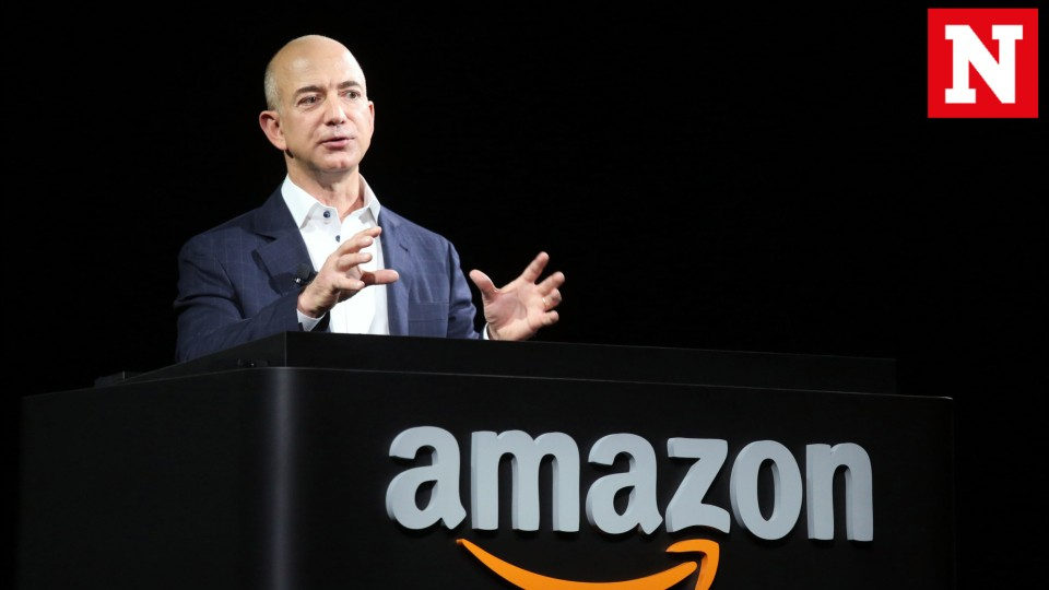 Amazon's Jeff Bezos asked Twitter for philanthropy ideas and Twitter responded