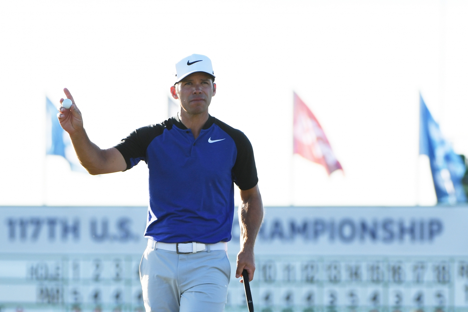 Fowler leads US Open after record round