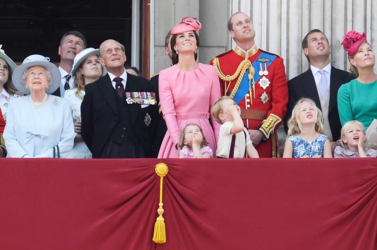 queen george