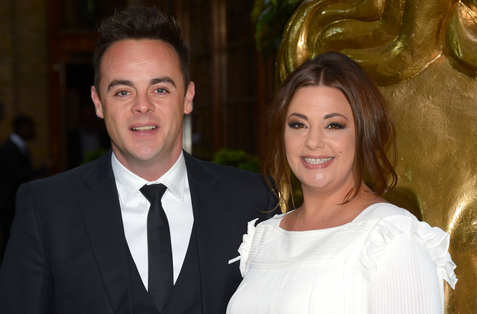 Anthony McPartlin Lisa Armstong