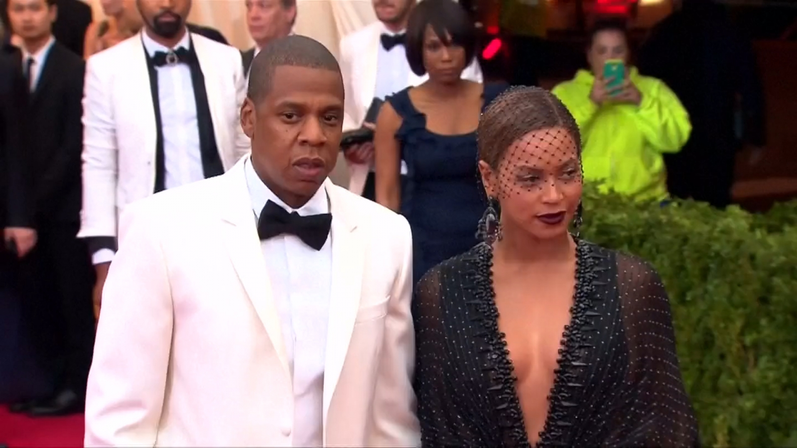 Beyonce and Jay Z twin names 'revealed'