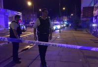London car collision