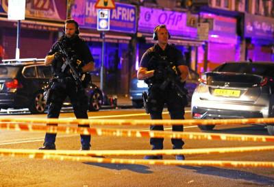 London Finsbury Park attack