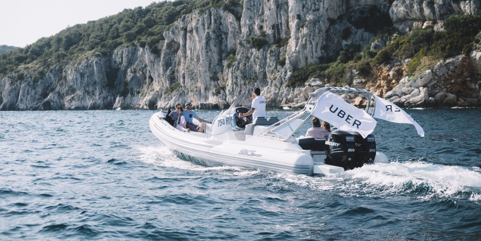 Uber For Boats: Croatian Island Hoppers Can Try The Ride