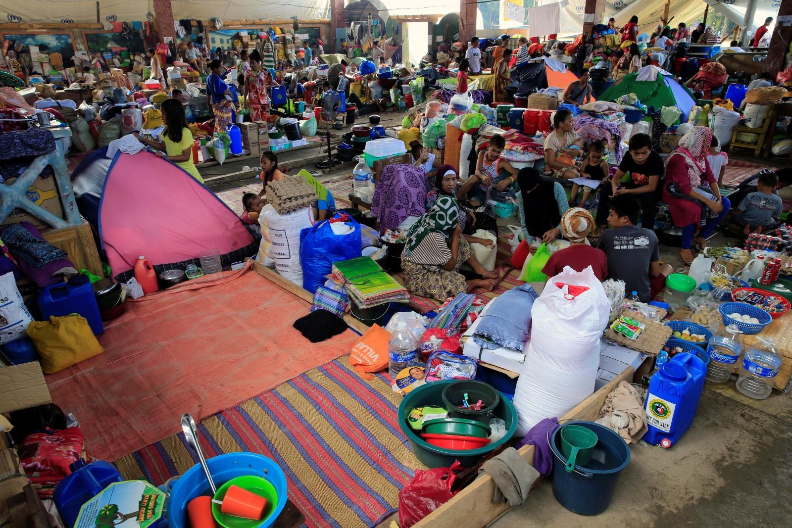 Philippines Marawi siege