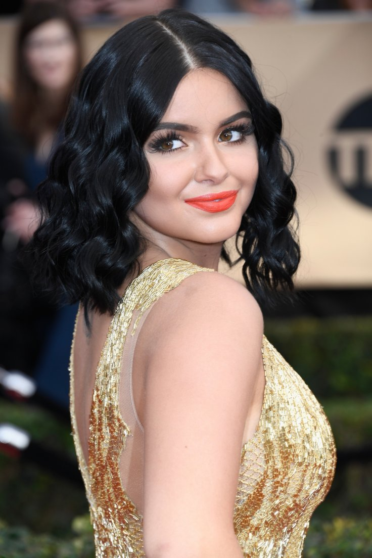 Ariel Winter Takes Instagram By Storm As She Flaunts Bare