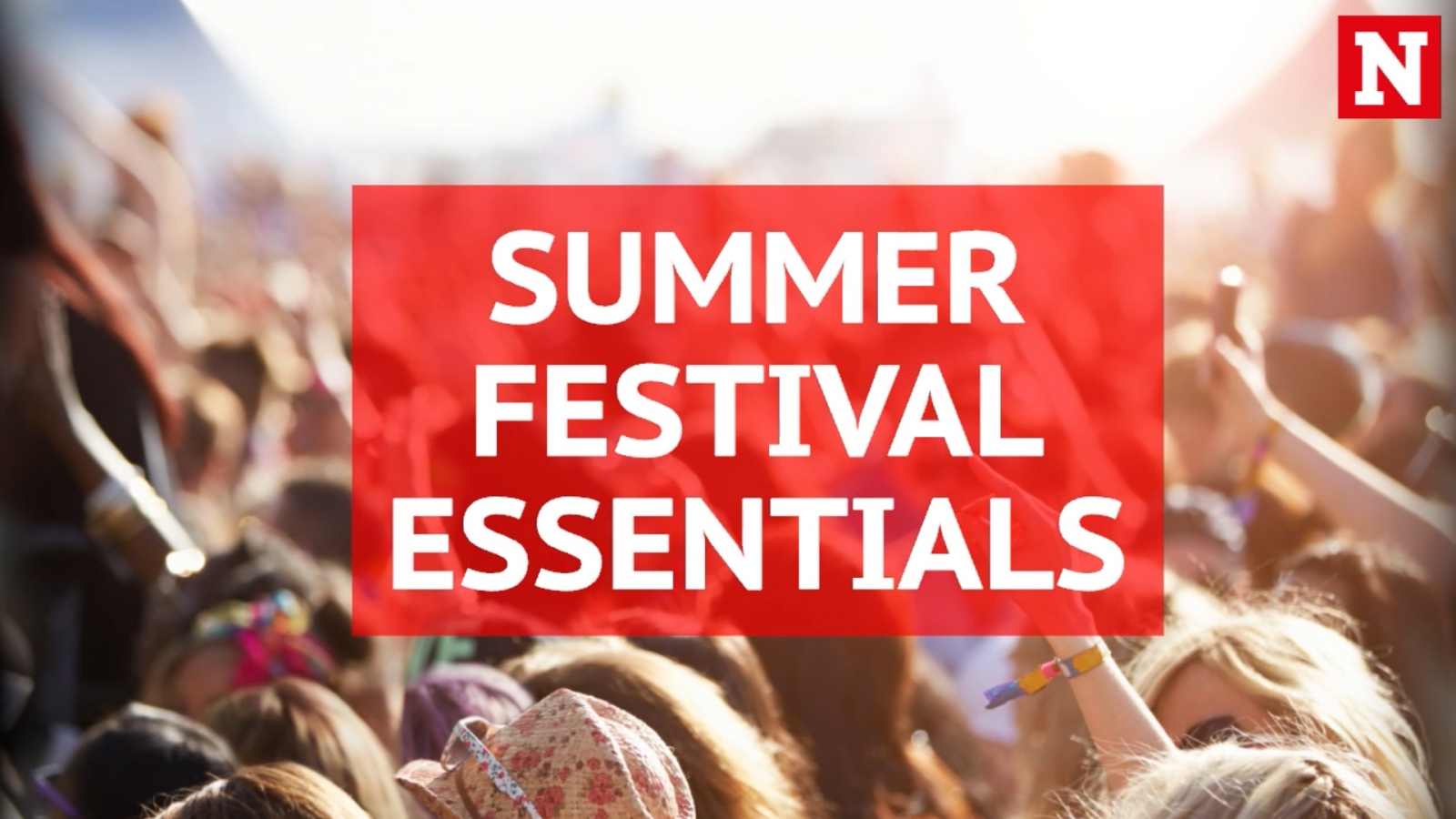 six-essential-items-to-take-to-summer-festivals