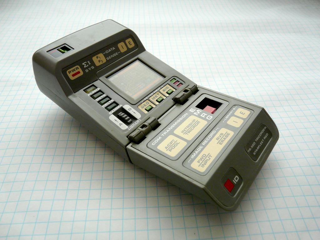 Star Trek Tricorder