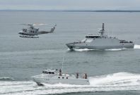 Indonesia joint sea patrols
