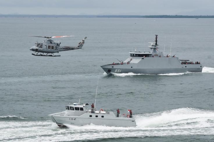 Indonesia joint sea patrols