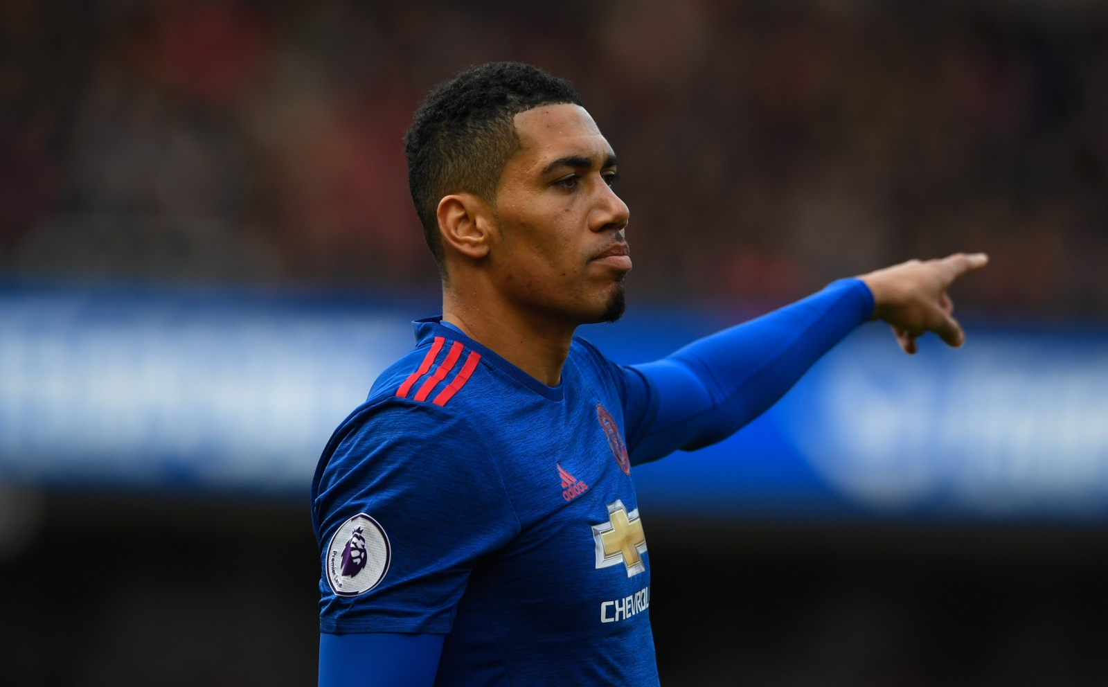 Transfer window: Manchester United defender Chris Smalling reportedly a Tottenham Hotspur target