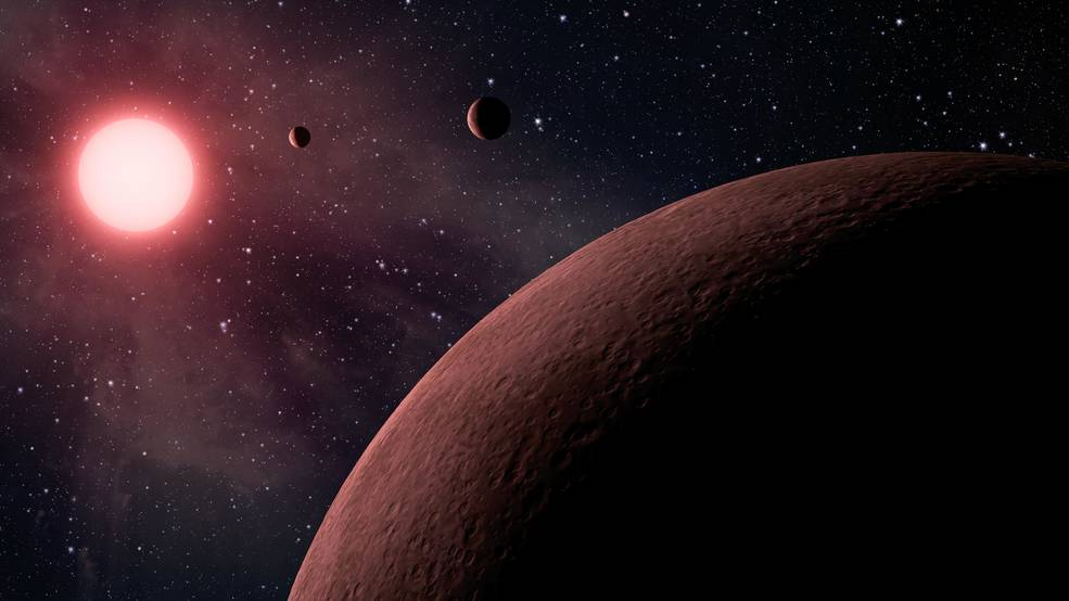 Nasa discovers 10 Earth-like potential planets that could ...