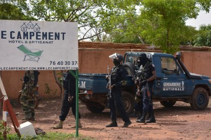 Mali resort attack