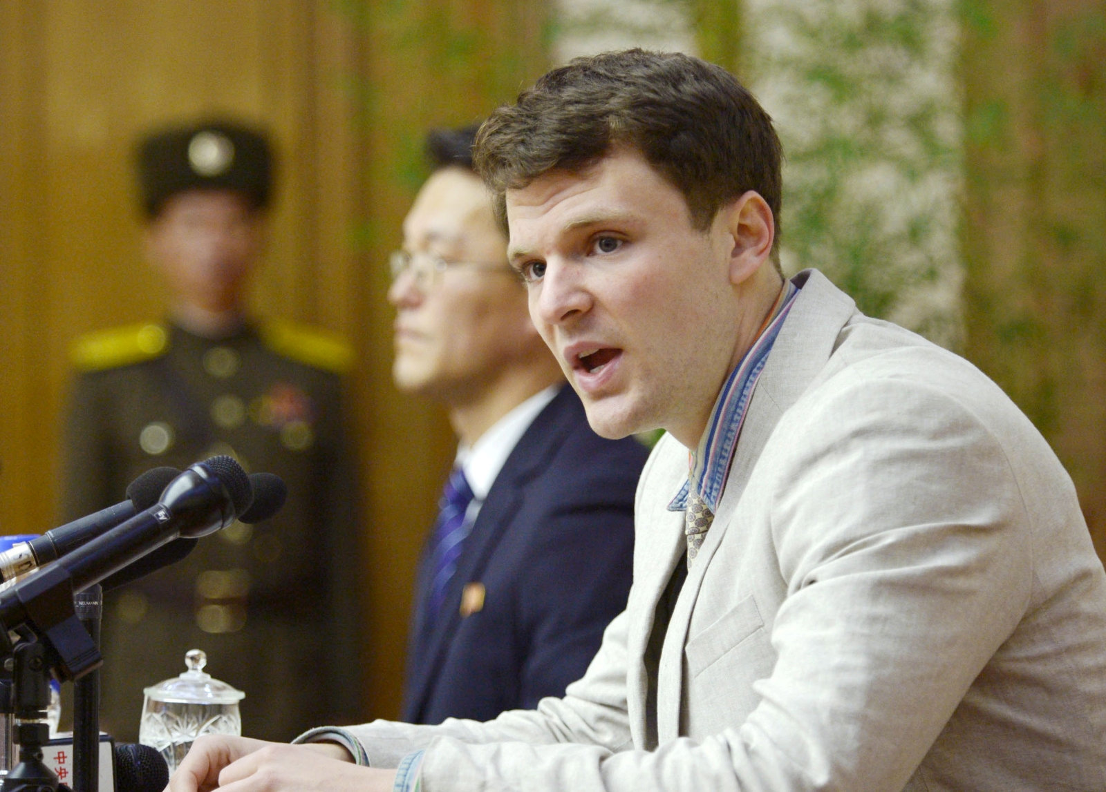 Otto Warmbier dies: Trump denounces North Korea as a 'brutal regime'