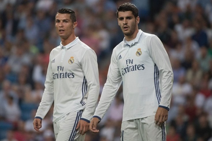 Cristiano Ronaldo-Alvaro Morata
