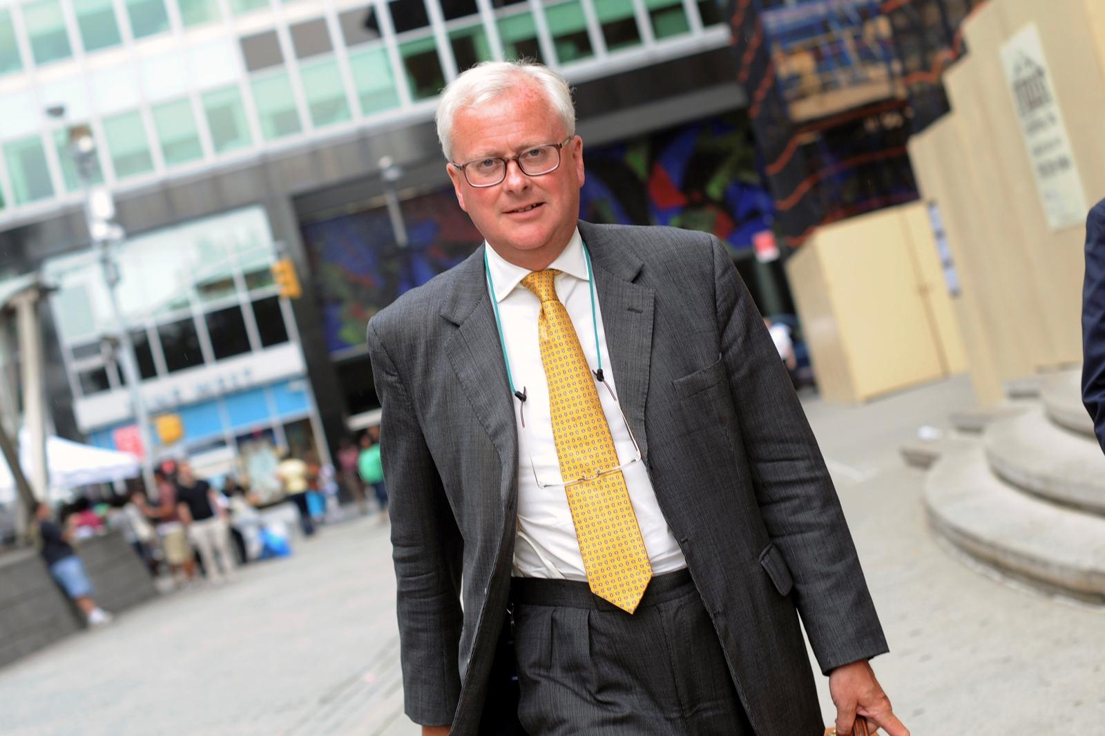 John Varley Barclays