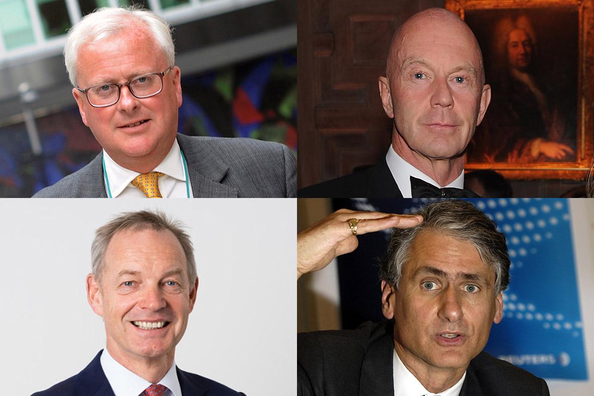 Barclays Four