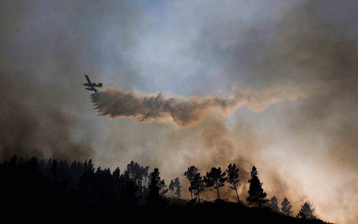 Portugal fires Pedrogao Grande
