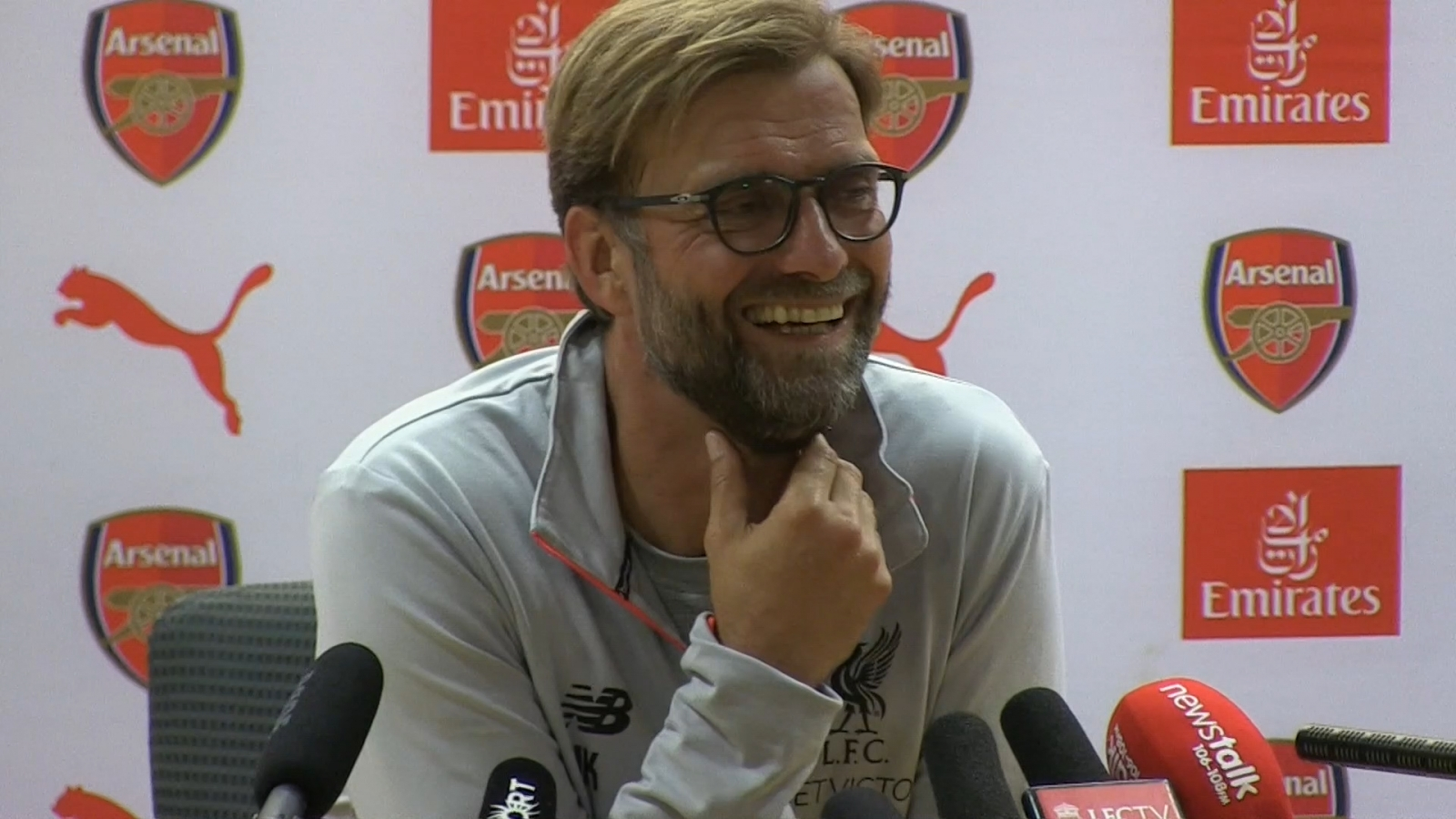 Jurgen Klopp's best moments at Liverpool