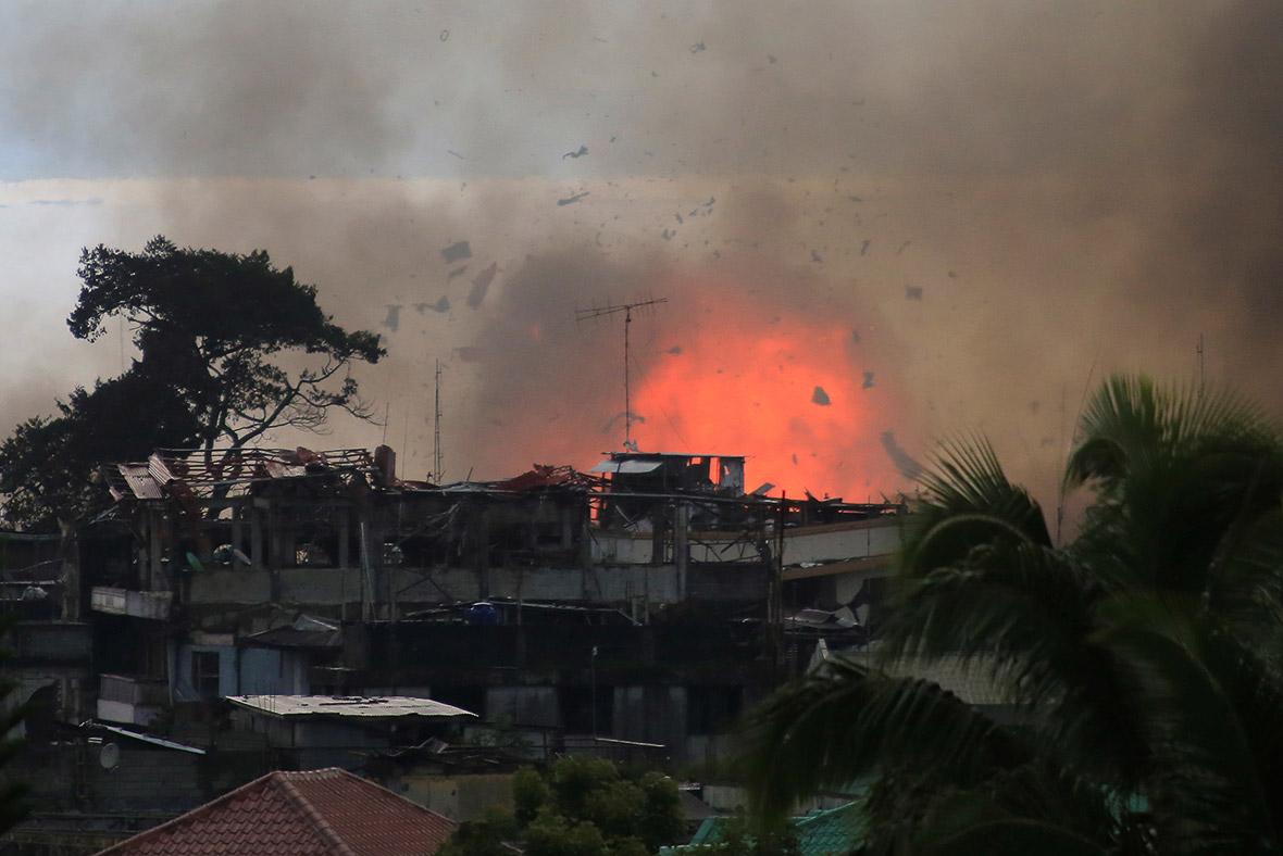 Marawi Philippines Maute