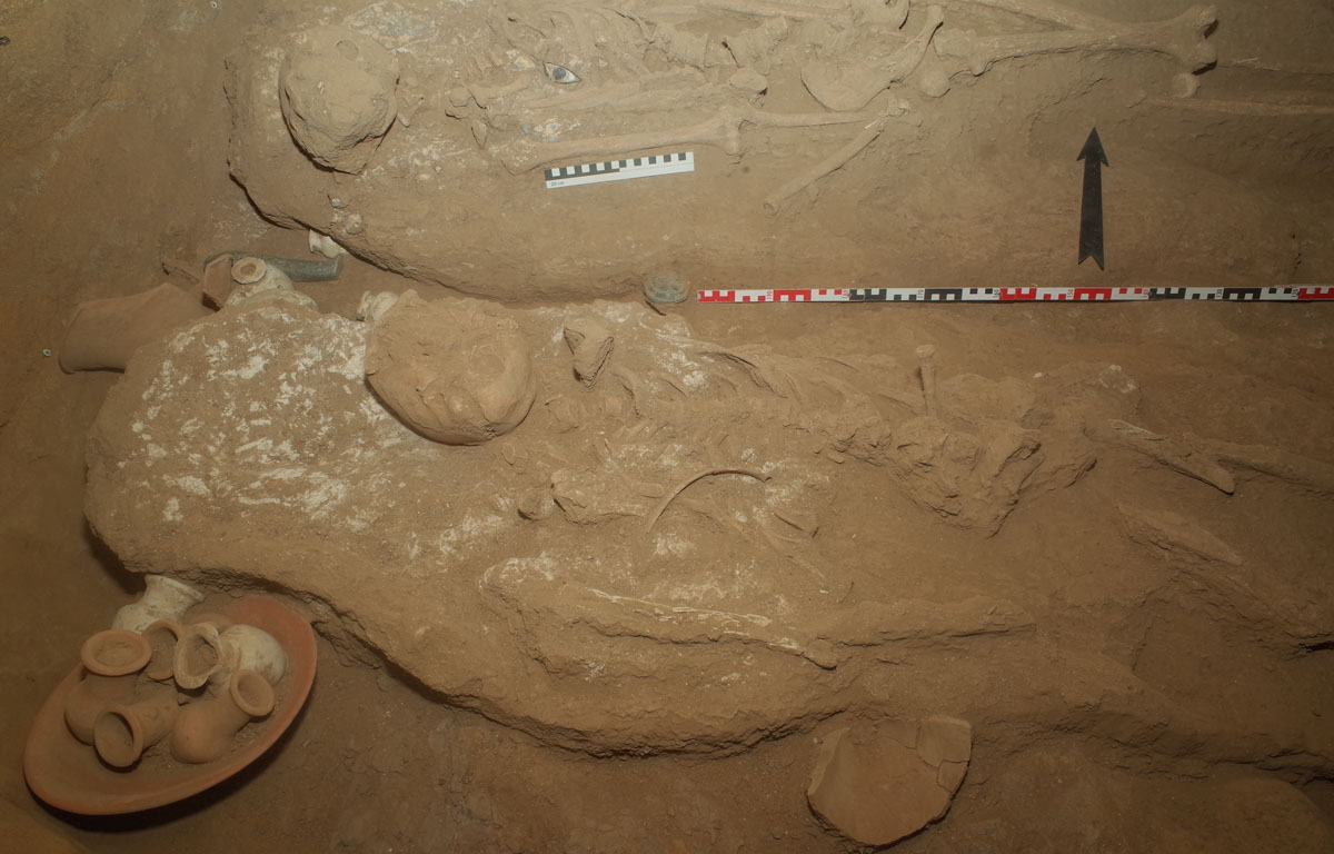 Ancient Egypt: 3,400-year-old tomb of gold worker discovered on Nile River island