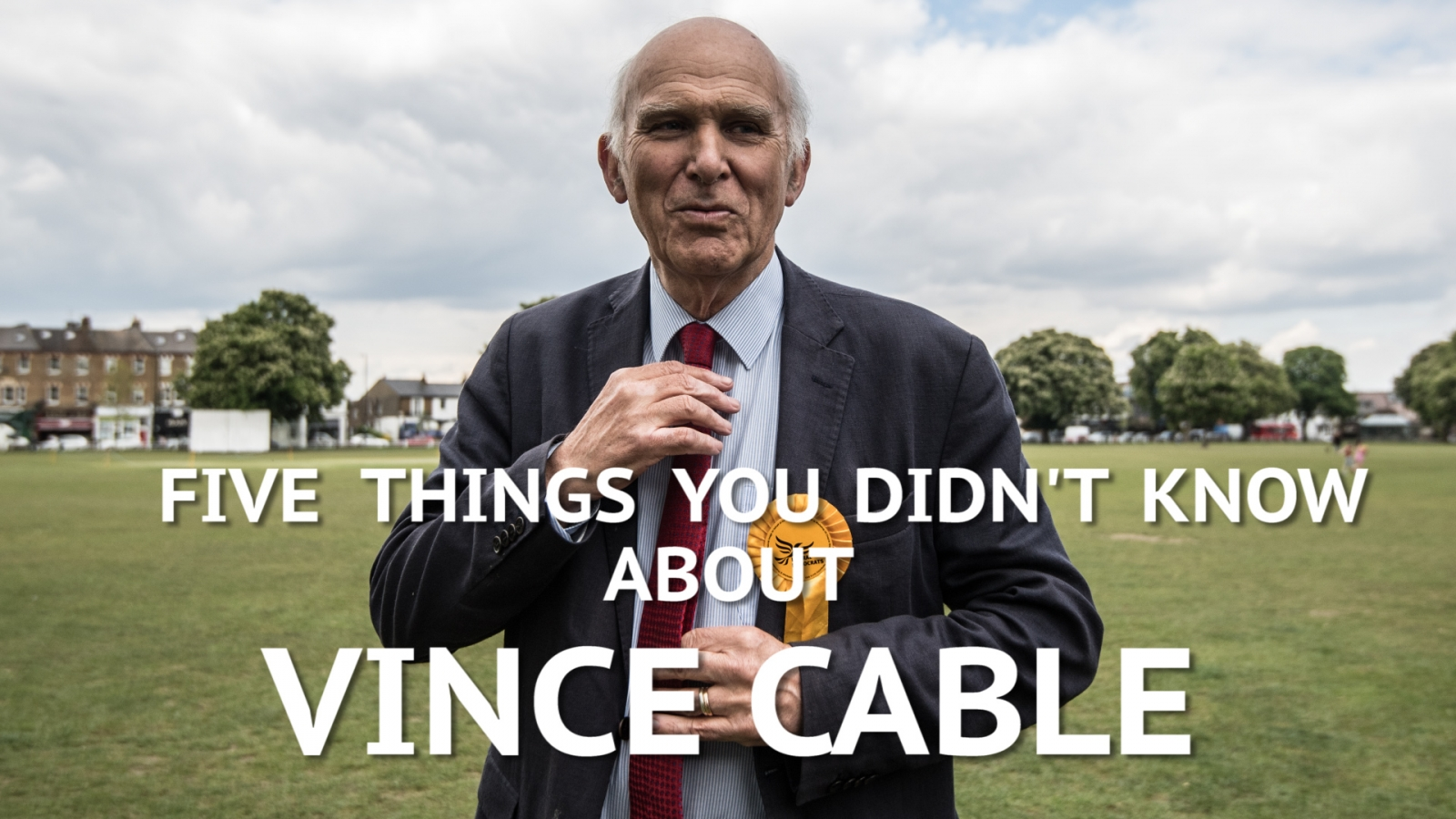 Vince Cable: Five things you may not know about the Lib Dem leadership candidate
