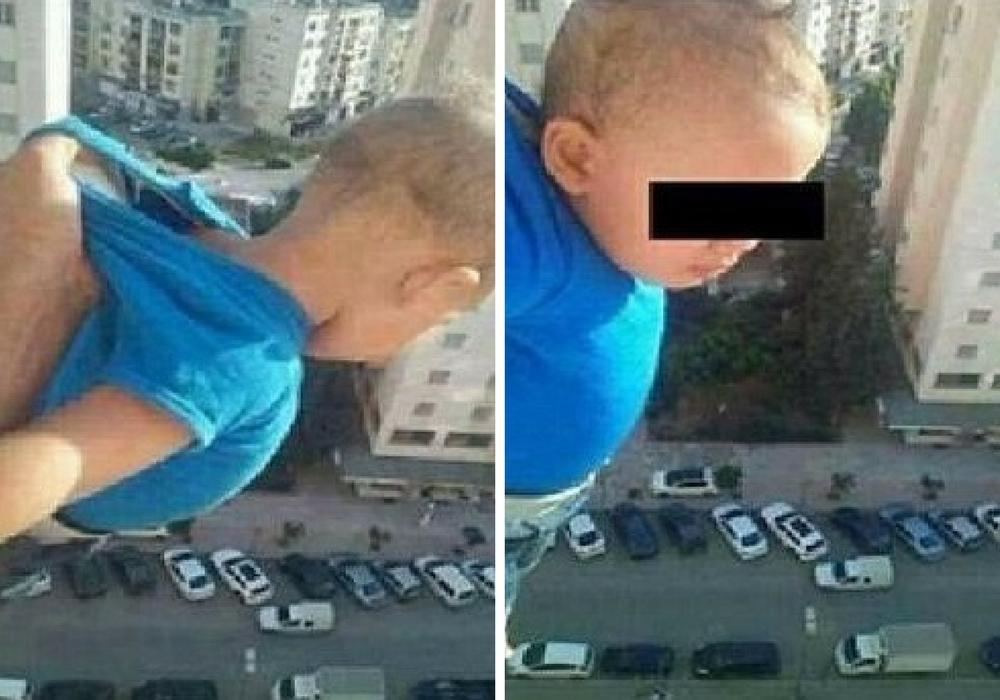 Algerian child