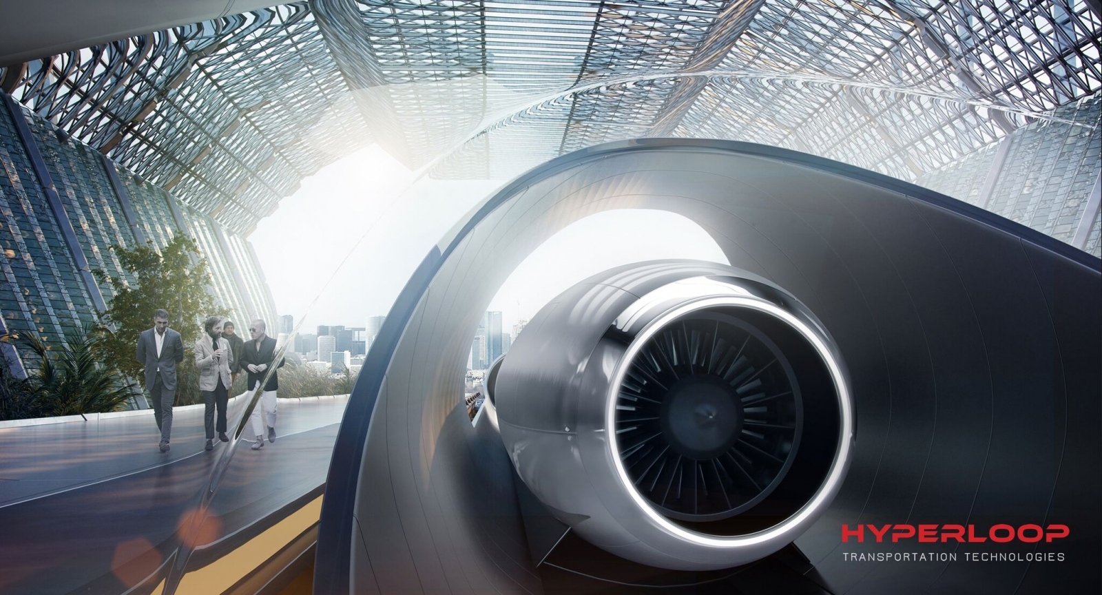South Korea signs deal with Hyperloop Transportation Technologies