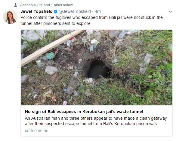 Kerobokan prison