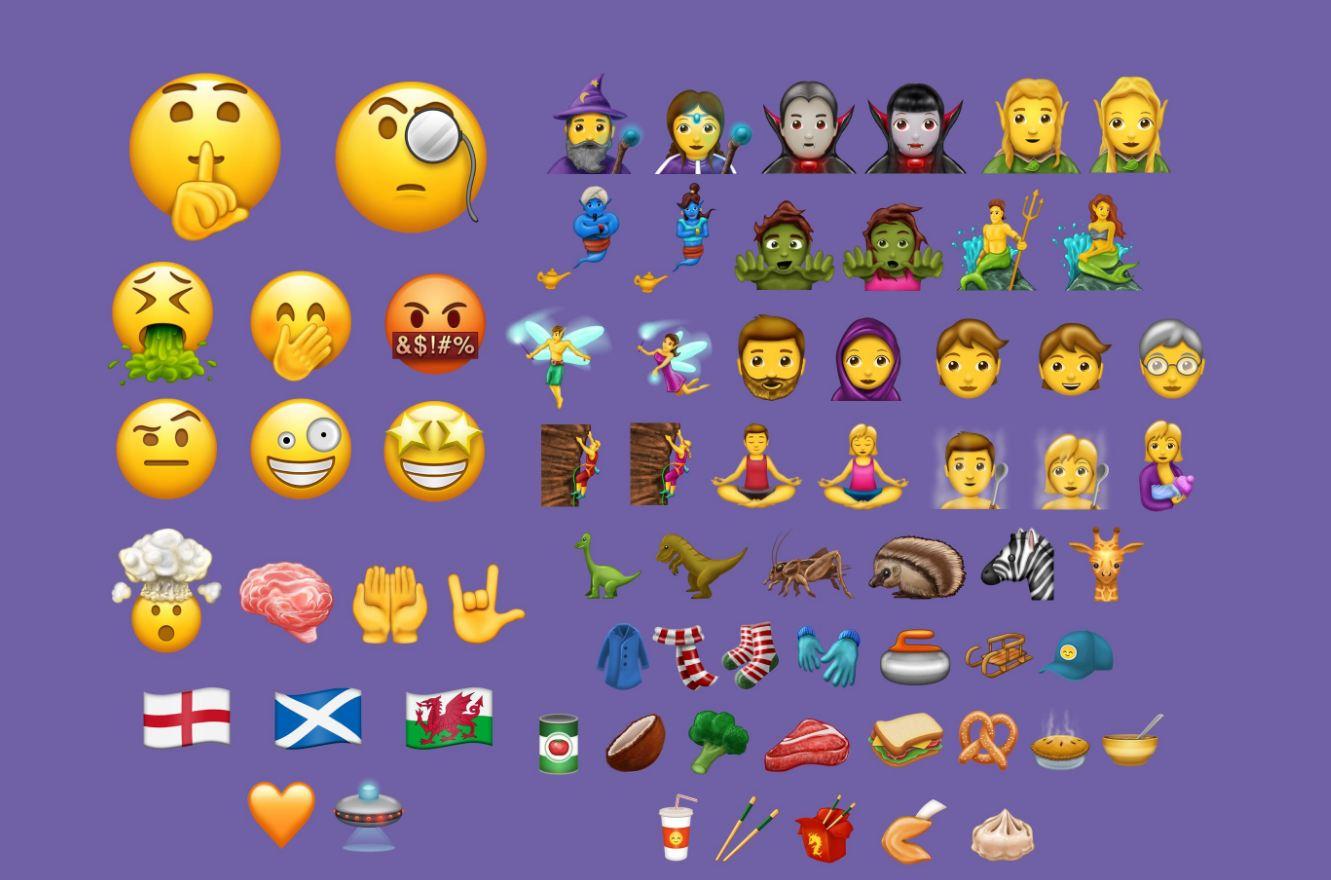 Unicode 10.0 released