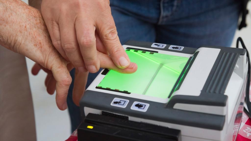 Catholic church digitally fingerprinting priests