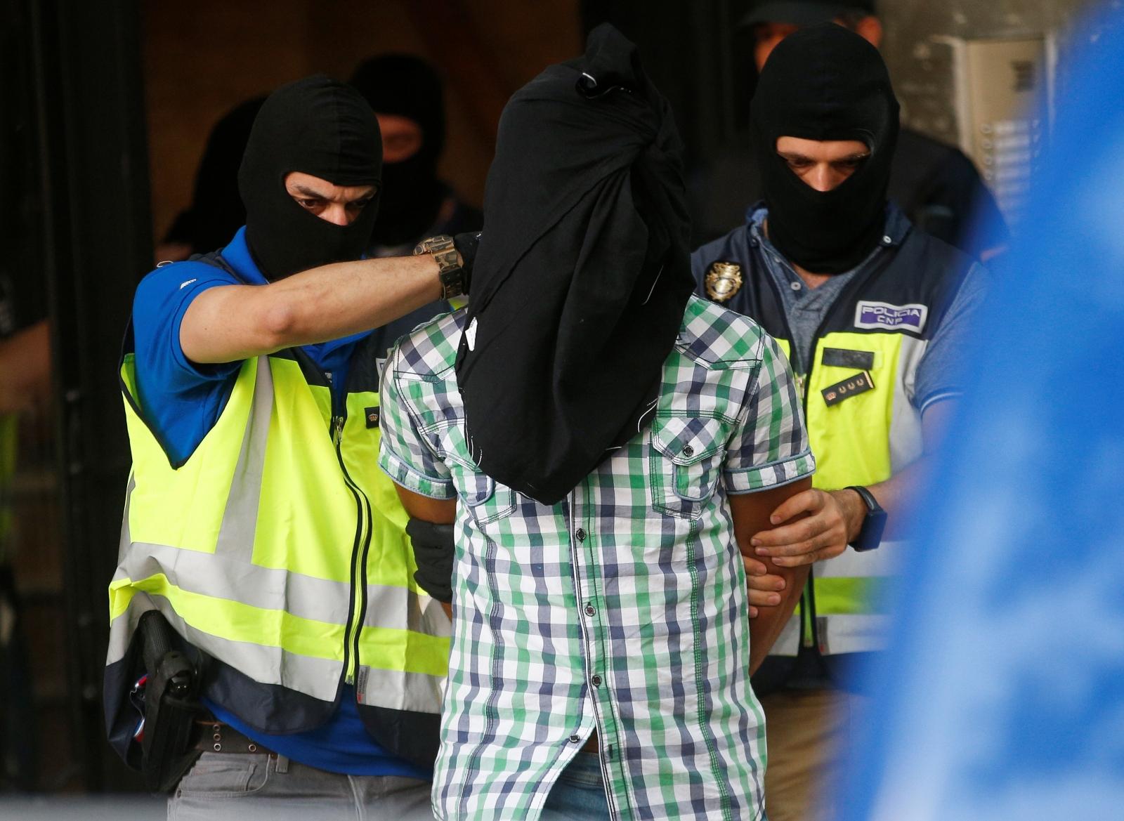 Spain Morocco Isis Suicide Jihad
