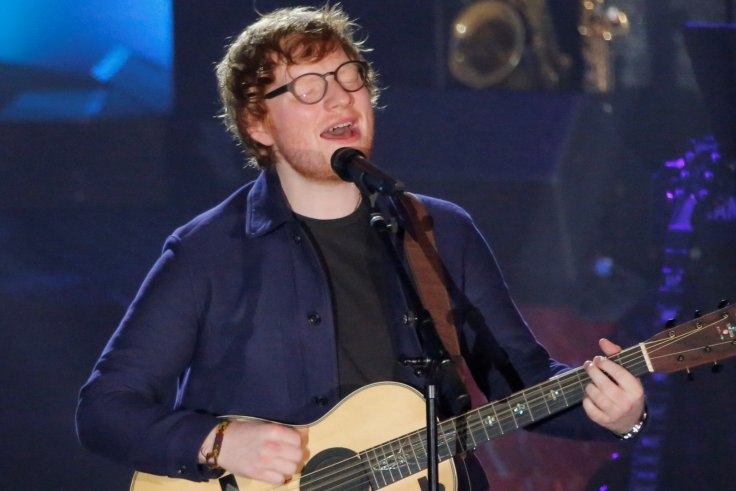 Ed Sheeran set to end 'Divide' tour in his home-town
