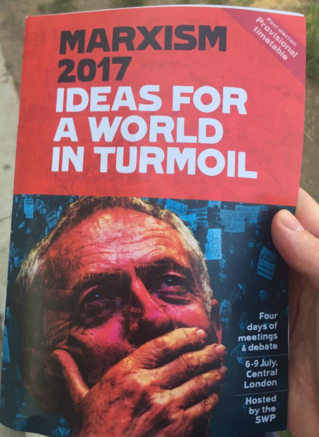 Jermy Corbyn Day of Rage