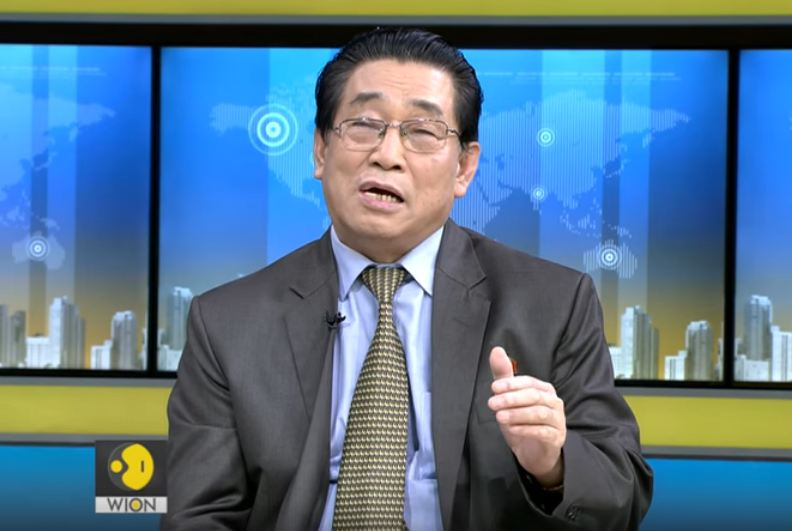 North Korea ambassador to India, Kye Chun Yong