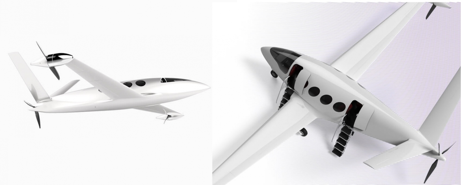 Eviation Alice Commuter electric plane