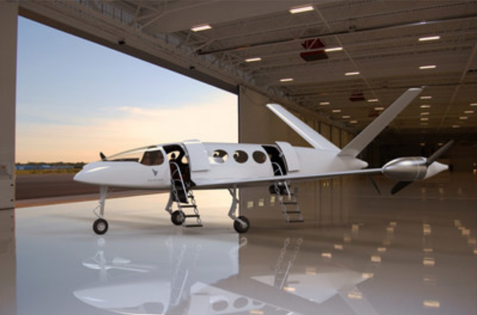 Electric Planes Have Gone From April Fools Joke To Reality