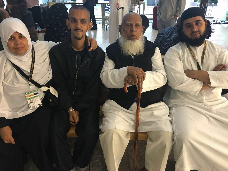 Begum family