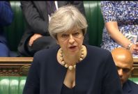 UK Prime Minister Theresa May Says 'Combustible' Cladding Used On Other Buildings