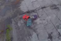 Fidget spinner cars