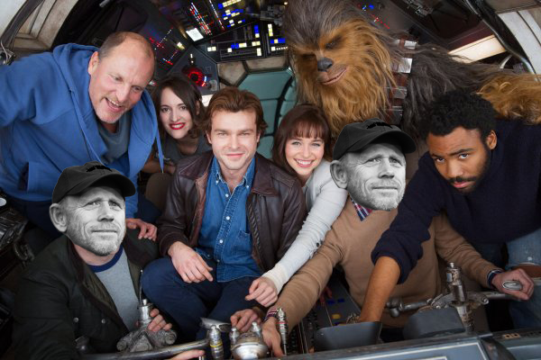 Star Wars Han Solo Ron Howard