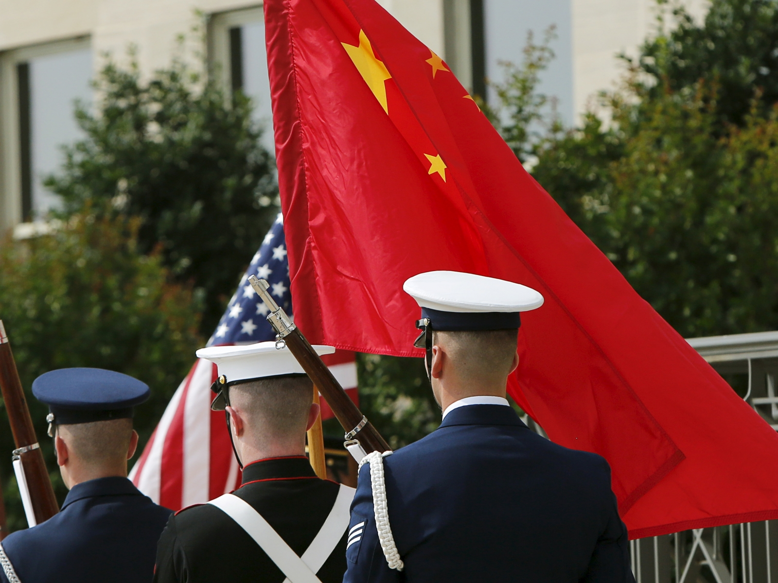 Virginia man charged with giving secret documents to China