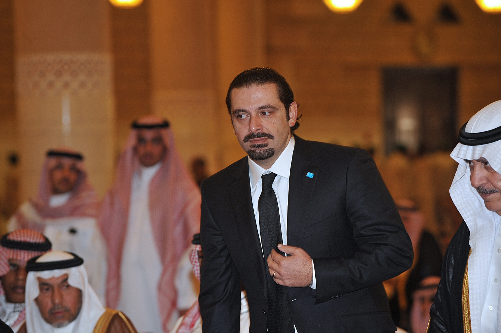 Saudi minister says he has 'confirmed information' on plot to kill Hariri
