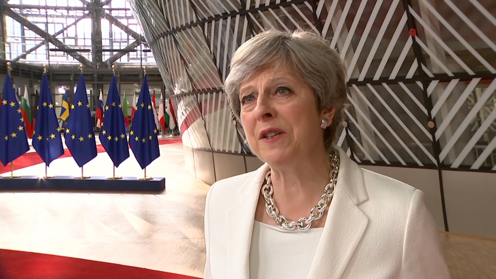 U.K. Prime Minister Theresa May says offer on rights of EU citizens is 'fair and serious'